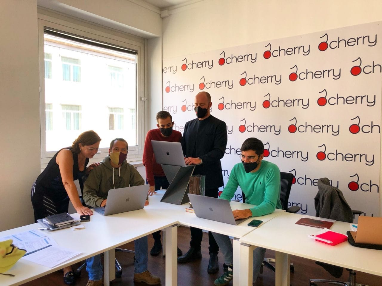Il team di Cherry