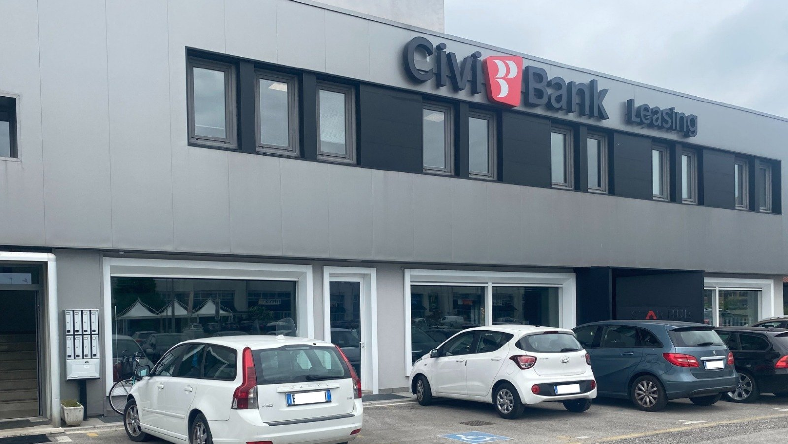 CiviBank Leasing sede